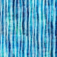 Premium wallpaper Tie Dye Aquamarine