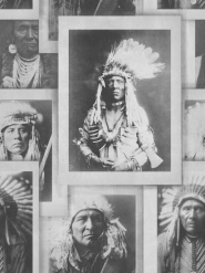 Indian chiefs black white
