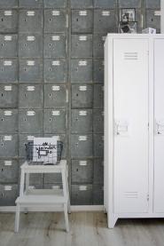 Locker room wallpaper