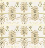 Papier peint de luxe Mykonos villa taupe