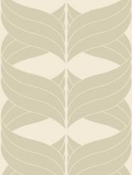 beige figure on a light beige background