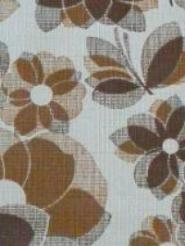 brown flowers