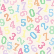 numbers kids wallpaper
