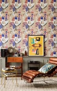 Premium wallpaper Mescaline
