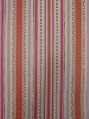 orange pink geometric vintage wallpaper
