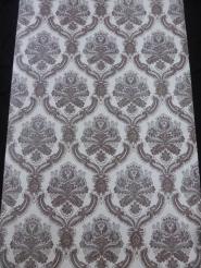 vintage damask wallpaper grey purple