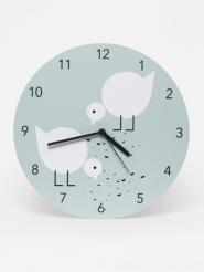 Clock kids hatchling green