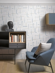 LAVMI wallpaper Gap white