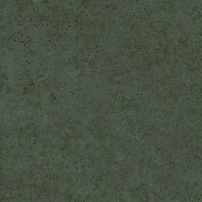 Dark green concrete imitation wallpaper