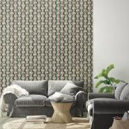 Macramé wallpaper Valparaiso