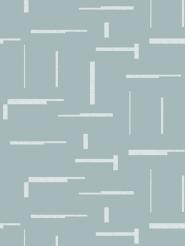 LAVMI wallpaper Gap mint grey