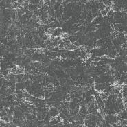 Stone imitation wallpaper black-white