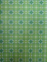 vintage green floral wallpaper