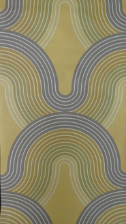 grey green yellow Panton wave