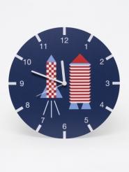 Clock kids rocket