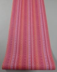 geometric vintage wallpaper pink