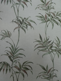 vintage wallpaper green plant